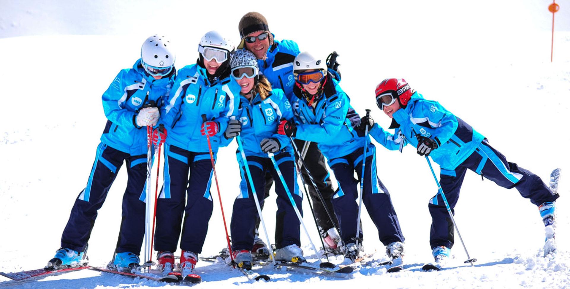 """92565302a9 ... la comunicación no verbal ,, Todas estas habilidades, son nuevas  herramientas de las que el equipo de monitores de la """"Escola d'esquí  BoiTaüll"""", ..."""